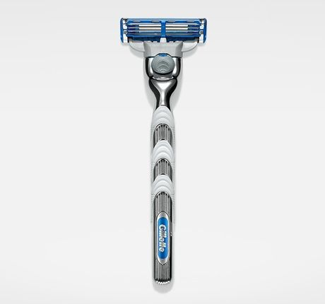 """<p>""""I used my husband's <a href=""""http://gillette.com/en-us/products/razor-blades/mach3-razors/mach3-turbo-razor"""" target=""""_blank"""">Mach3 razor</a> so much that he actually bought me my own. I not only love the close shave it delivers but also its non-frilly design. Just because I want Barbie-smooth legs doesn't mean I need a shaver that looks like her little pink Corvette<span></span>.""""</p><p>—Justine Harman, Senior Entertainment Editor, ELLE.com</p>"""