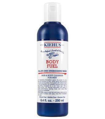 """<p>""""I'm slightly too precious about my hair to use <a href=""""http://www.kiehls.com/body-fuel/KHL991.html?cgid=men-body&dwvar_KHL991_size=8.0%20fl.%20oz.%20Bottle#start=1&cgid=men-body"""" target=""""_blank"""">Kiehl's Body Fuel</a> the way it's marketed to lazy dudes—as <i>both</i> hair and body cleanser—but as a body wash, it's basically the best. I love the clean, non-perfumey scent, the no-nonsense packaging, even the way they call it 'fuel,' which makes me all like, ALL RIGHT, DAY, LET'S DO THIS when I use it in my morning shower.""""</p><p><span></span></p><p>—Natalie Matthews, Senior Editor, ELLE.com</p>"""
