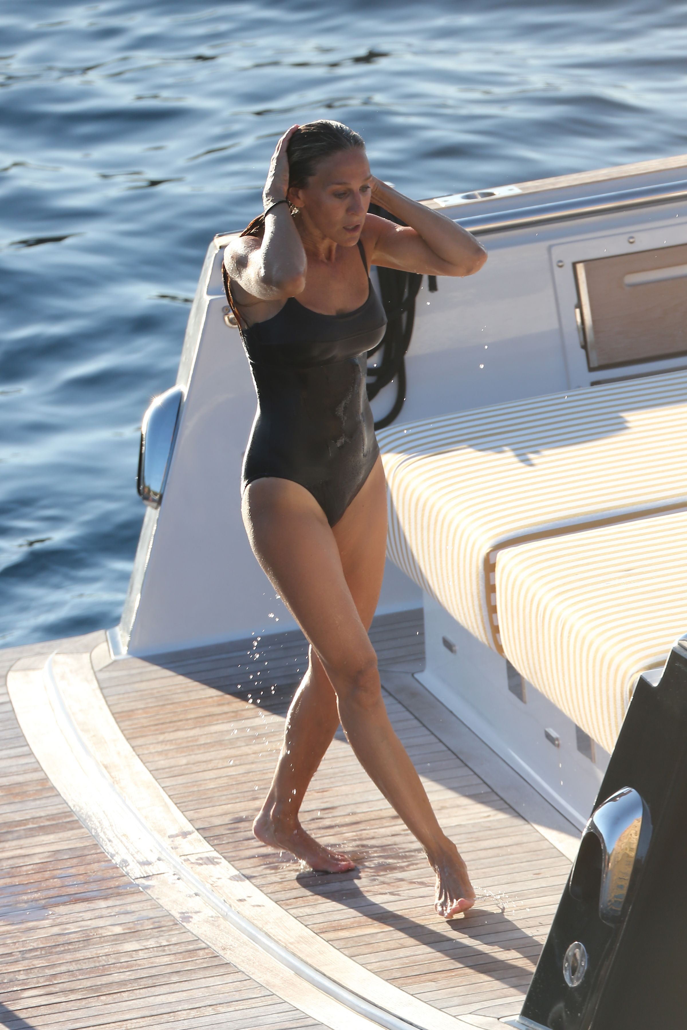 Celebrities on vacation the best of celebrity bikini bodies sciox Images