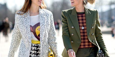 Sleeve, Collar, Coat, Textile, Outerwear, Happy, Style, Blazer, Fashion, Pattern,