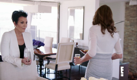 Caitlyn Jenner to Kris: I Don't Want There to Be Tension Between Us
