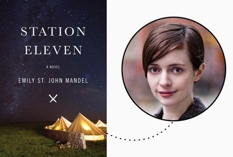 "<p>Karen Valby at Entertainment Weekly <a href=""http://www.ew.com/article/2014/09/28/station-eleven"">sums it up</a> better than I can, calling <em>Station Eleven</em> ""equal parts page-turner and poem."" That's exactly what you need to know about this book: Sure, it's got a gripping plot line about the end of the world, but it's also written in a haunting and beautiful way—like, enough to get nominated for the National Book Award. If you want an end-of-summer read that's as critically acclaimed as it is fun to read, this is it. - <em>Natalie Matthews, Senior Editor, Elle.com</em></p>"