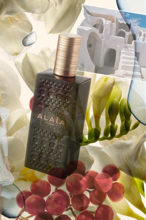 Cosmetics, Peach, Perfume, Chemical substance, Silver, Personal care, Vitis, Everyday carry, Grapevine family, Kitchen utensil,