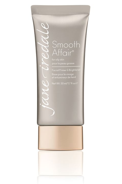 "<p>The super popular Smooth Affair Primer is now available for those who prefer their skin matte and pores nearly invisible (with scientific-sounding PoreAway technology). </p><p class=""MsoNormal""><em><o:p> </o:p>$48, </em><a href=""https://janeiredale.com/us/en/mineral-makeup/smooth-affair-for-oily-skin-facial-primer-brightener.htm""><em>janeiredale.com</em></a> </p><p class=""MsoNormal""><br> </p>"