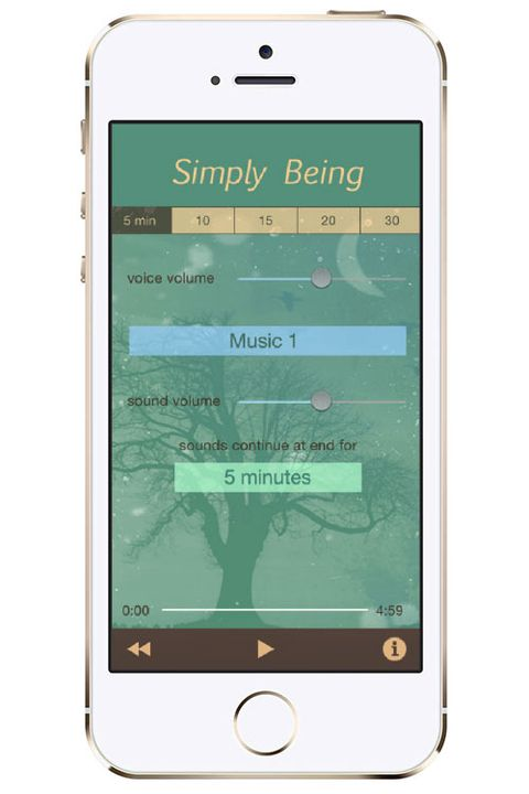 5 Apps To Help You Get Over Your Fear Of Meditation