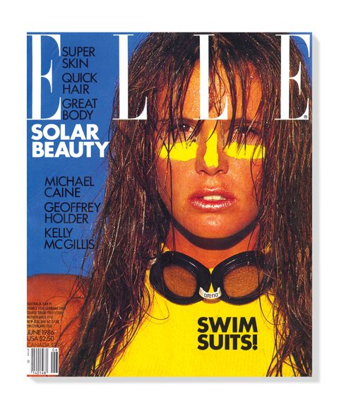 "<p><strong>Elle MacPherson, Model:</strong> Gilles [Bensimon, ELLE's founding creative director] had the idea to open an American ELLE. I remember him speaking to many notable people in the fashion industry and them saying, ""Listen, Gilles, we don't think it would be very successful. The concept of ELLE is how to dress—American women just want to know what to wear."" At the time, Gilles and I were either engaged or freshly married, and the three of us [the couple, plus founder/publication director Régis Pagniez] lived in the same brownstone in Greenwich Village. We'd work during the day, and in the evenings we'd cook. And we would lay out the magazine on the floor, mapping it out, looking at the stories, the written content, the photographic content.</p><p><strong>Yasmin Le Bon, First Cover Model:</strong> It was about really being true to yourself—the fact you can play with fashion. It was about being strong. You used fashion—fashion didn't use you.</p>"