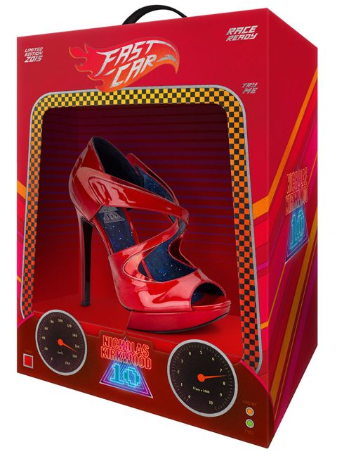 Red, Carmine, High heels, Maroon, Machine, Plastic, Video game accessory, Games, Synthetic rubber, Bridal shoe,