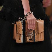 Brown, Wrist, Fashion accessory, Nail, Bag, Tan, Leather, Khaki, Bracelet, Street fashion,