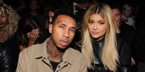 The 12 Emotional Stages of Fashion Week as Told by Tyga's Faces