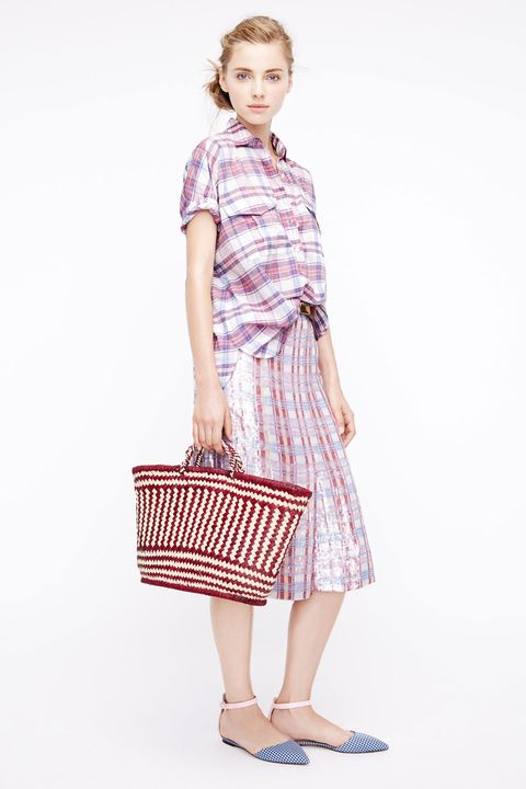Clothing, Sleeve, Shoulder, Dress, Textile, Bag, Joint, Pattern, Style, Collar,