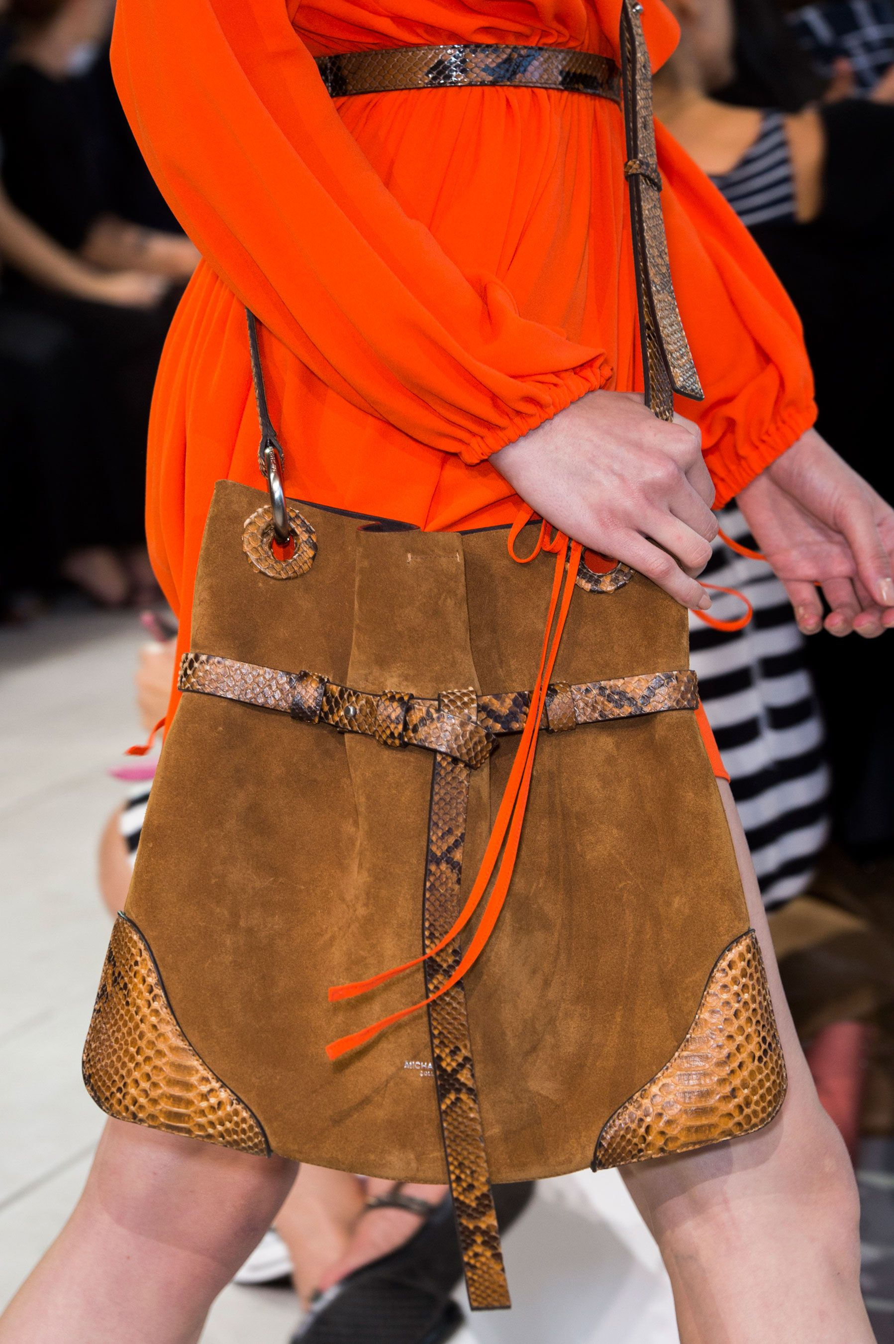 Spring 2018 Bags The Best Handbags From New York Fashion Week Elle