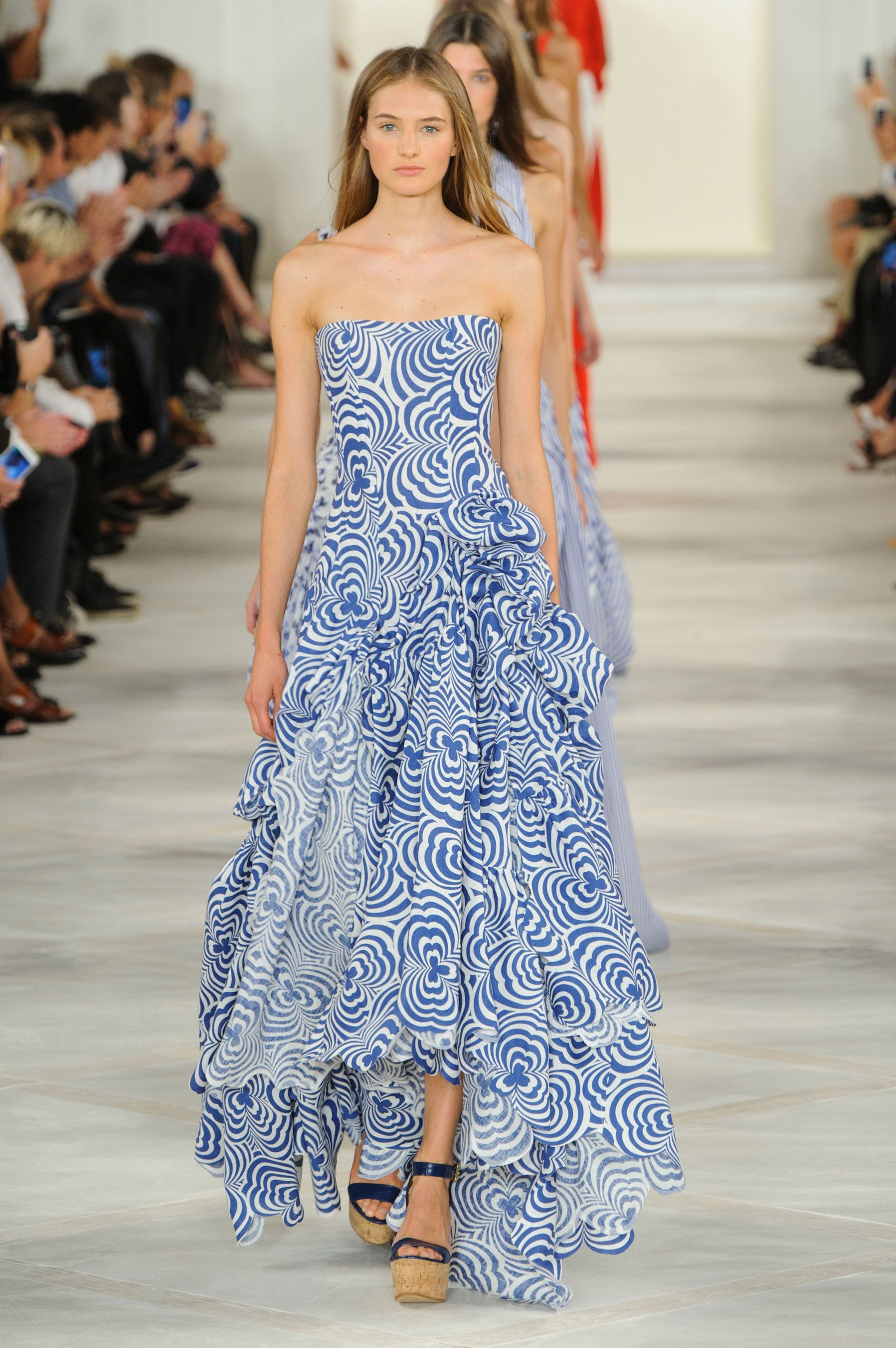 44 of the Prettiest Dresses From New York Fashion Week Spring 2015