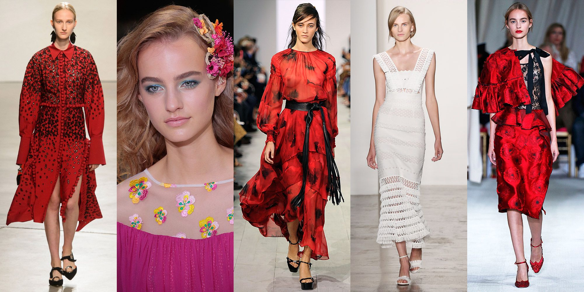 Best Summer Fashion Trends Of 2017 Runway You Can Wear This Elle