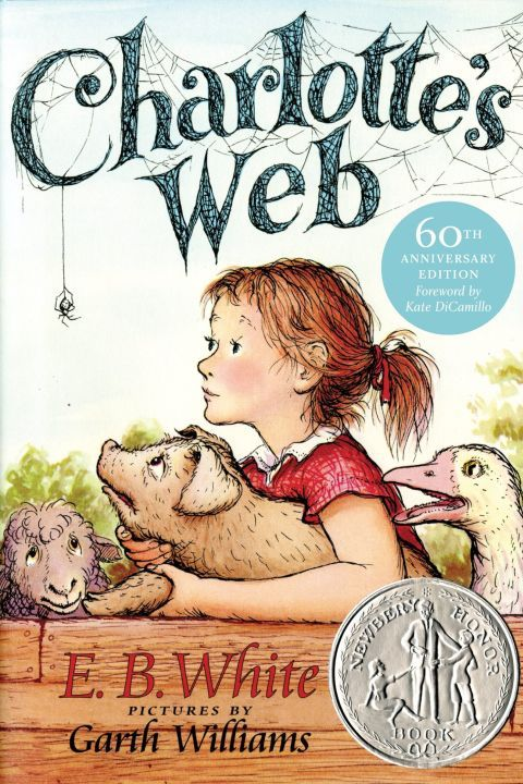 """<p>E.B. White can still rip your heart out with this lesson on love and loss. And as an adult, you've likely walked through some grief by now, making <a href=""""http://www.amazon.com/Charlottes-Web-Trophy-Newbery-White/dp/0064400557/"""" target=""""_blank"""">the barnyard tale</a> that much more moving.</p><p><br></p>"""