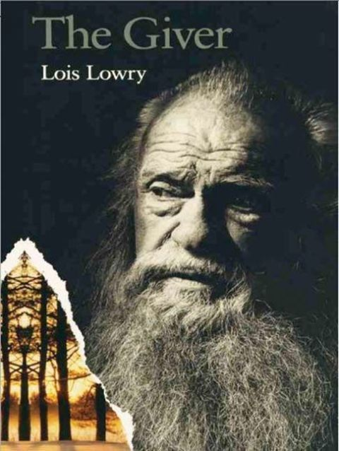 """<p>Lois Lowry's <a href=""""http://www.amazon.com/Lowry-Readers-Circle-Laurel-Leaf-Reprint/dp/B00N4EFSLU/ref=sr_1_8?s=books&ie=UTF8&qid=1442414826&sr=1-8&keywords=the+giver&tag=goodhousekeeping_auto-append-20"""" target=""""_blank"""">unusual, complex story</a> about a world where """"sameness"""" is mandated is enthralling (and the ending still makes people argue 20 years later). Plus, Lowry did dystopia long before <i>Divergent</i>.</p>"""