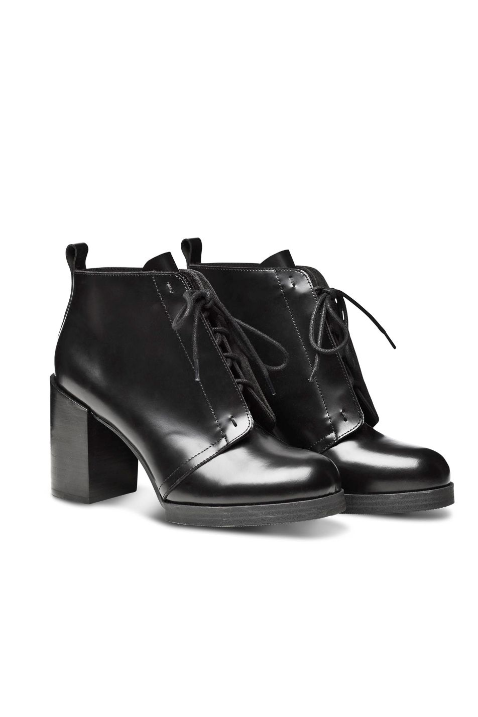 "<p>Cheap Monday Layer Boot Hide, £120; <a href=""http://www.cheapmonday.com/shop-women/shoes/layer-boot-hide/4978378-7086324.1?image=5012671#7086326"">cheapmonday.com</a></p>"