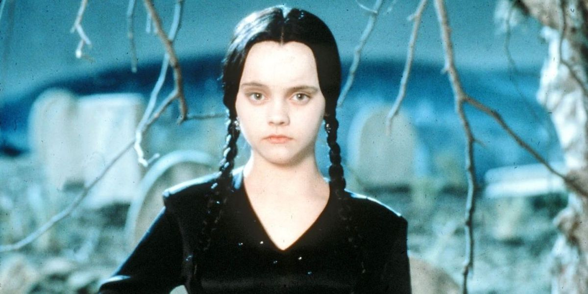 Christina Ricci Is A Super Sexy Grown Up Wednesday Addams