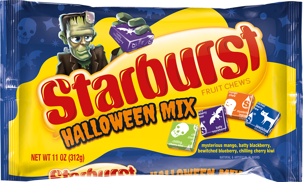 21 halloween candies hitting stores right now