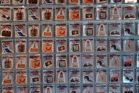 Vuitton Stickers