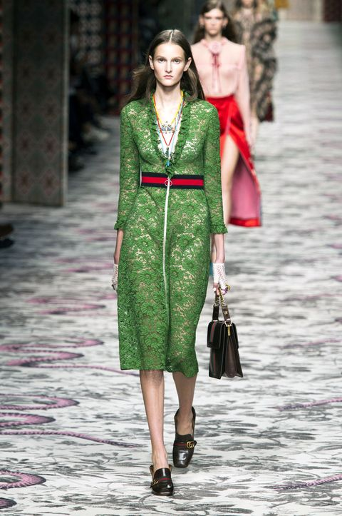 a4163a5c75b Gucci Spring 2016 Ready-to-Wear Collection
