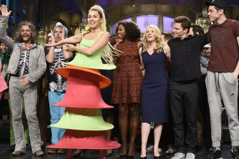 Miley Cyrus's 5 Most Magical Moments on 'Saturday Night Live'