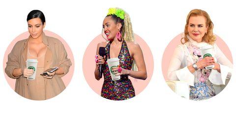 10 Celebrities' Coffee Orders in Honor of National Coffee Day