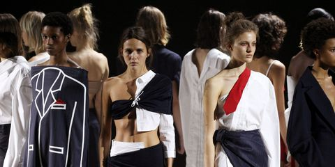 Jacquemus Spring 2016 Ready-to-Wear Collection