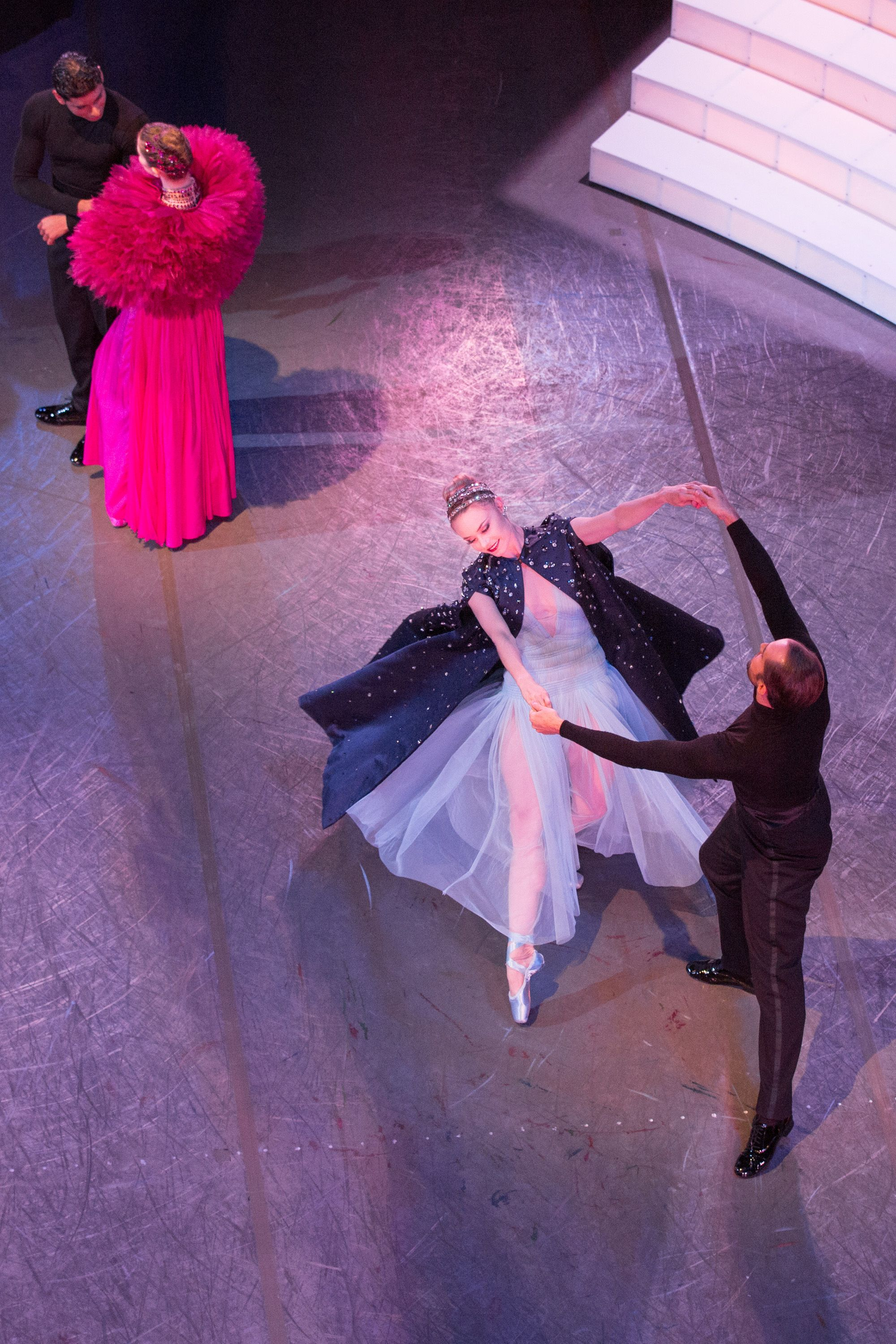 4329824c2dc3 44 Revealing Backstage Pictures From New York City Ballet s Fall Gala