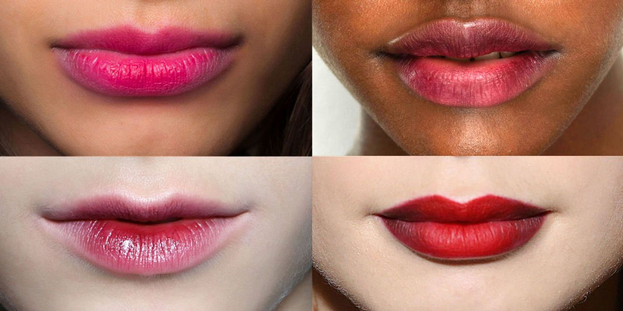 Fall's It Lip: Why Kissed-Off Color Is a Trend Worth Trying