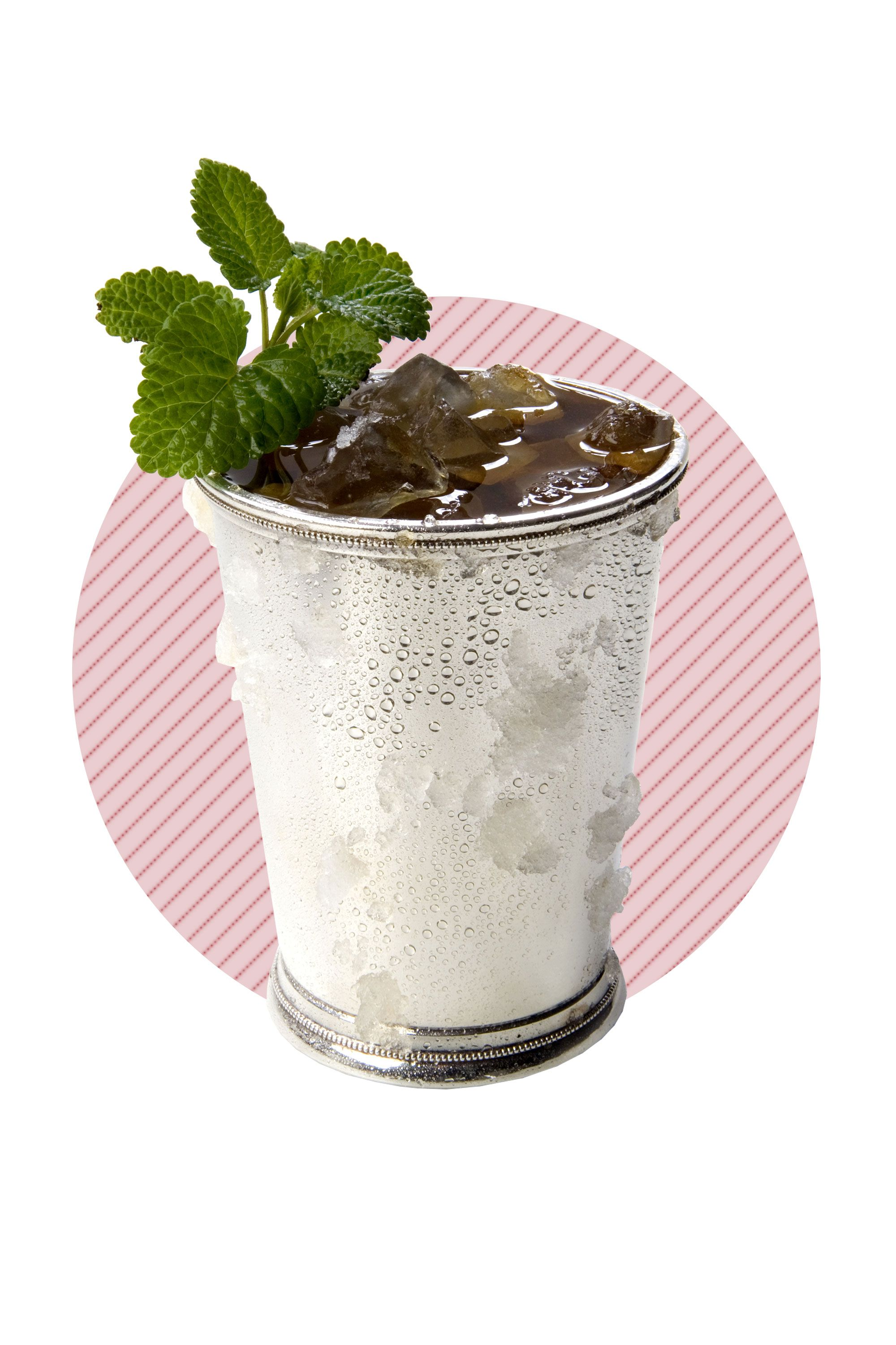 """<p>They may seem like similar drinks, but New York City–based food coach and nutritionist <a href=""""http://foodcoachnyc.com/"""" target=""""_blank"""">Dana James</a>, M.S., says ordering a mint julep over the minty, rum-based drink is the difference between throwing back 250 calories and 170 calories per serving. It goes without saying, but those 80 extra calories can seriously add up, especially if you're considering ordering up a few apps for the table. </p>"""