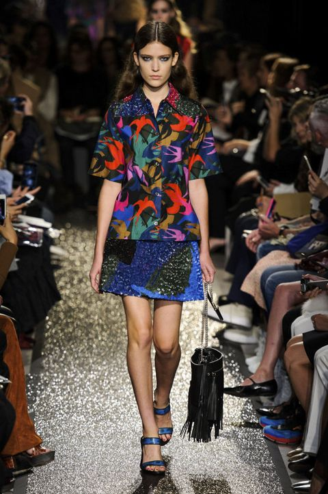 Sonia Rykiel Spring 2016 Ready-To-Wear Collection