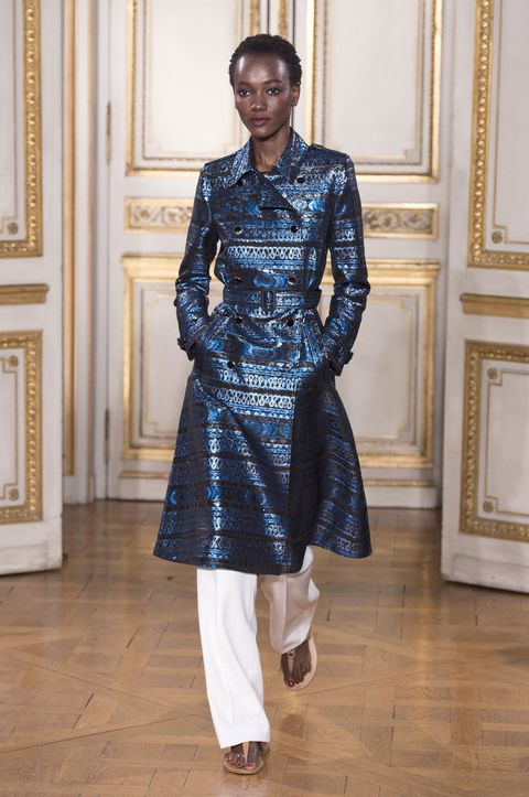 Sleeve, Textile, Style, Floor, Jewellery, Electric blue, Street fashion, Cobalt blue, Wood flooring, Fashion design,