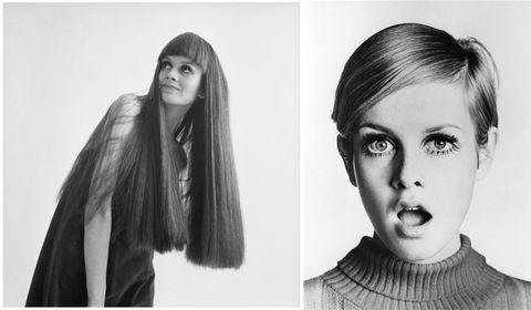 <p>The cut that launched Twiggy's career took 7 1/2 hours, with famed <em>coiffeur </em>Leonard of Mayfair snipping as colorist Daniel Galvin turned her blonde. The resulting look made the teen Brit a mod icon. 50 years later, women still request this haircut when going short.</p>
