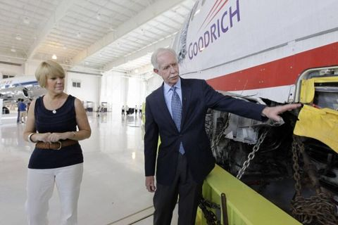 "<p>        After surviving U.S. Airways' ""Miracle on the Hudson"" landing―thanks to Captain Chesley ""Sully"" Sullenberger (right)―Pam Seagle, a Bank of America senior marketing executive, rethought her priorities. ""I wanted to live with purpose,"" she recalls. Her goal: to help other women. </p>"