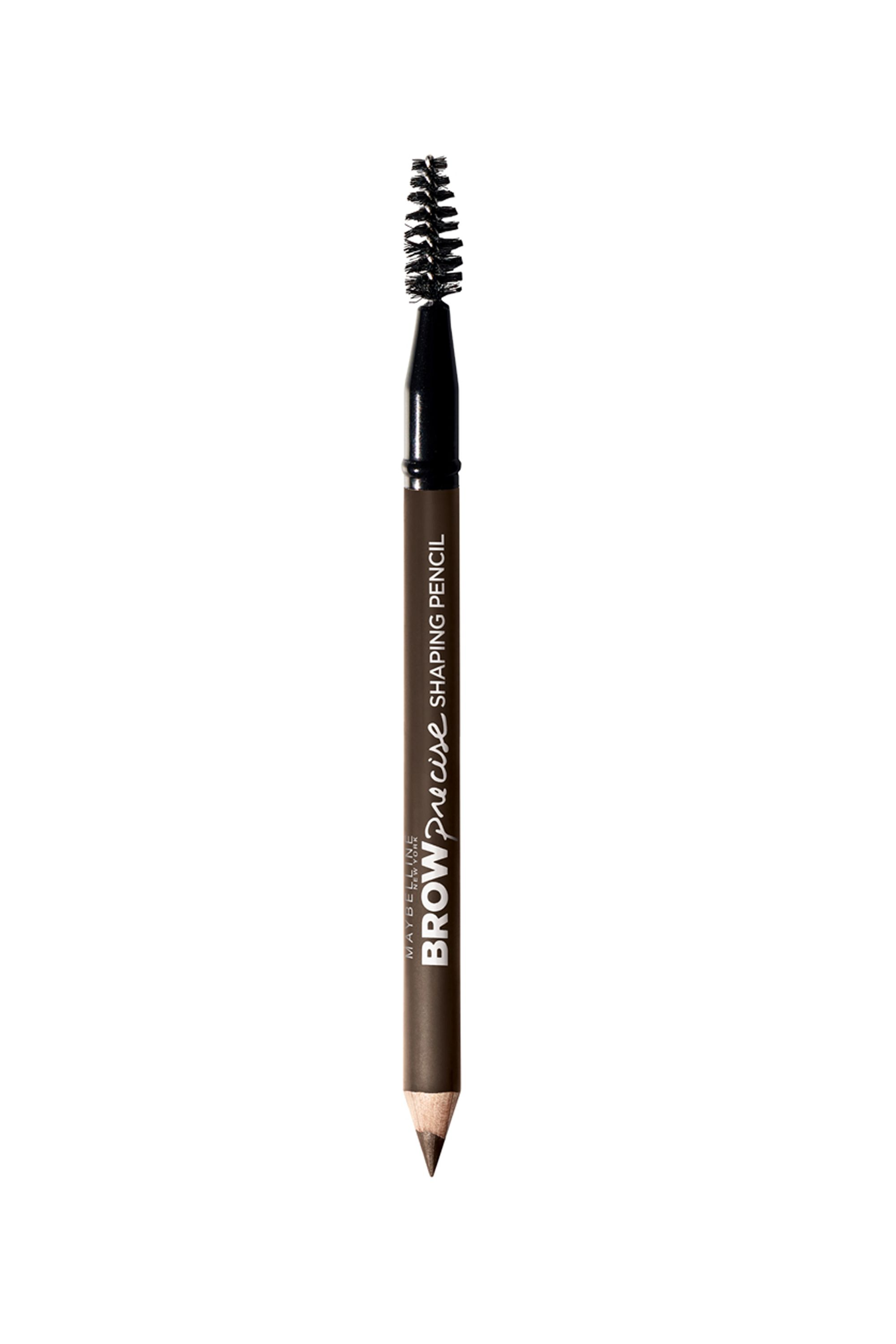 "<p>Brow grooming starts—and ends—with a mascara wand. </p><p><strong>PRO TIP:</strong> Double-ended brow pencils often come with this tool. You can stock up clean mascara wands at any beauty supply store, too, says Maral Balian, a makeup artist and eyebrow specialist at  New York's Warren Tricomi salon.   </p><p><strong>HOW TO USE IT:</strong> Brush brows up for a feathery effect à la Gigi Hadid. Use it as finishing step to blend and soften the look of pencil strokes or powder, too.</p><p>Maybelline New York Eyestudio Brow Precise Shaping Pencil, $6.64; <a href=""http://www.amazon.com/gp/product/B00PFCSE5Q?keywords=brow%20precise&qid=1444932849&ref_=sr_1_1&sr=8-1"" target=""_blank"">amazon.com</a></p>"