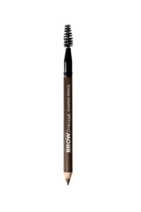 """<p>Brow grooming starts—and ends—with a mascara wand. </p><p><strong>PRO TIP:</strong> Double-ended brow pencils often come with this tool. You can stock up clean mascara wands at any beauty supply store, too, says Maral Balian, a makeup artist and eyebrow specialist at  New York's Warren Tricomi salon.   </p><p><strong>HOW TO USE IT:</strong> Brush brows up for a feathery effect à la Gigi Hadid. Use it as finishing step to blend and soften the look of pencil strokes or powder, too.</p><p>Maybelline New York Eyestudio Brow Precise Shaping Pencil, $6.64; <a href=""""http://www.amazon.com/gp/product/B00PFCSE5Q?keywords=brow%20precise&qid=1444932849&ref_=sr_1_1&sr=8-1"""" target=""""_blank"""">amazon.com</a></p>"""