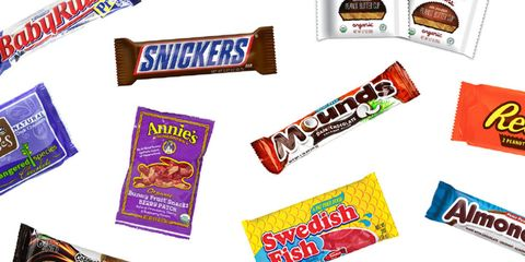 Healthy Halloween Candy And Treats From A Nutritionist Elle