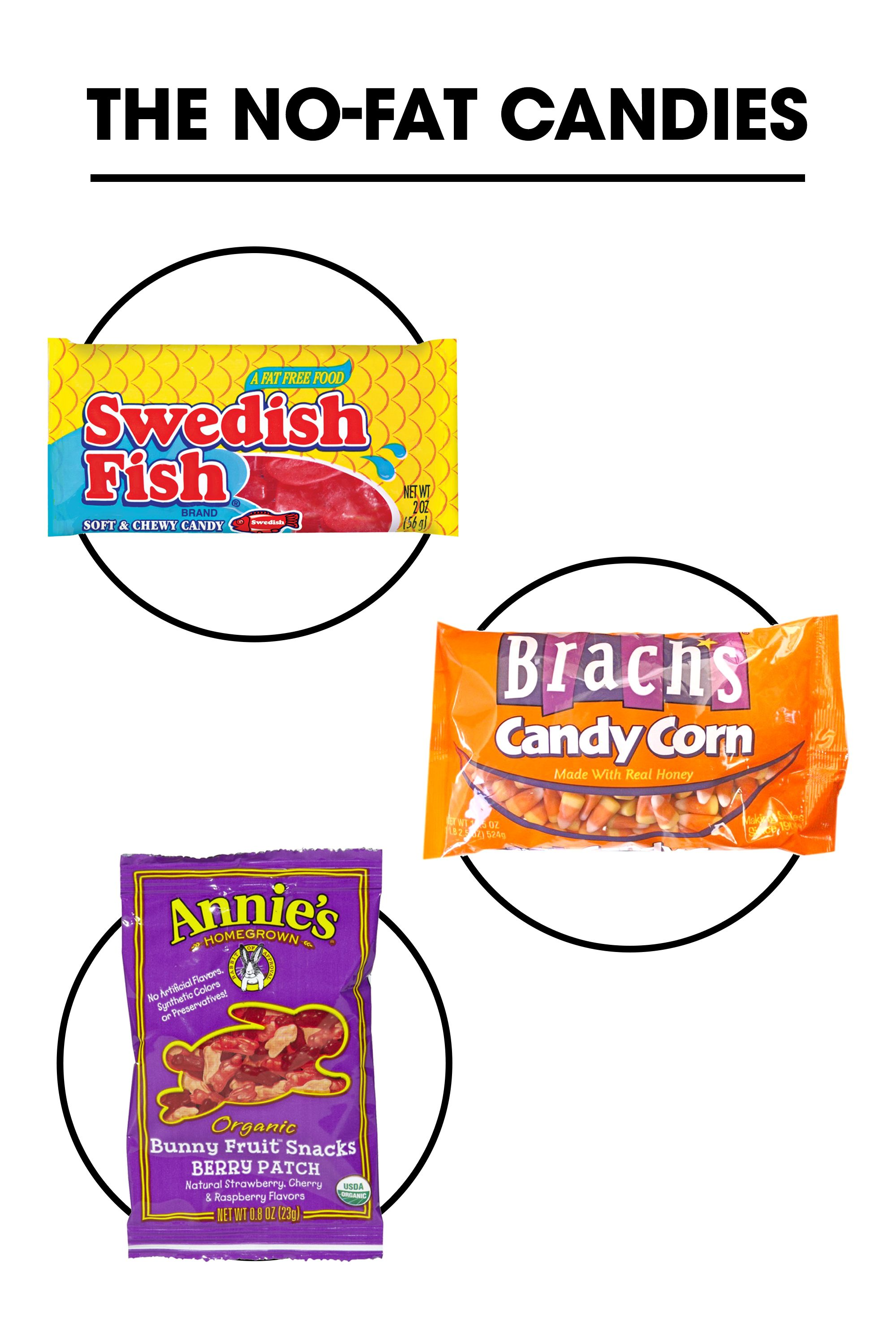 Healthy Halloween Candy and Treats From A Nutritionist - ELLE