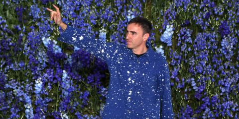9191fb531c68 Raf Simons To Leave Christian Dior