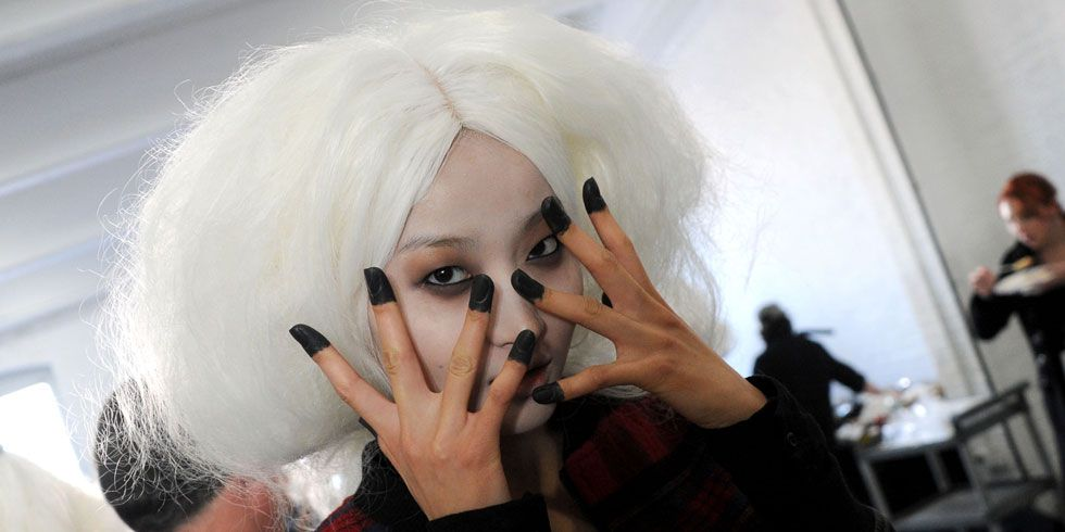 25 Halloween-Ready Beauty Looks From Runways Past and Present