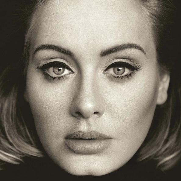 """<p>Just a day after <a href=""""http://www.marieclaire.com/culture/news/a16516/adele-letter-to-fans/"""" target=""""_blank"""">Adele dropped her upcoming album</a> (#blessed), the soulful singer released—what we assume to be—the art for her new music. Ugh, can she just give us a snippet already??</p>"""