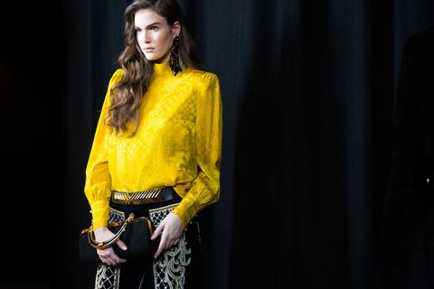00617d79 See the First Looks from the H&M X Balmain Collection