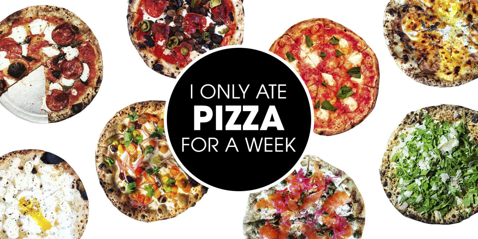 """I Went on a Pizza """"Cleanse"""" and Lost 5 Pounds"""