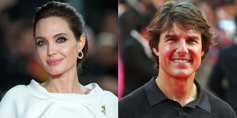 "<p>The spy flick was originally intended for Tom Cruise, who passed on the part. Thus, CIA agent Edwin Salt became Evelyn Salt and the entire script was restructured to make the character right for Angelina Jolie. Producer Lorenzo di Bonaventura <a href=""http://articles.latimes.com/2010/jul/22/entertainment/la-et-salt-20100722"">told the <em>LA Times</em></a> of the decision: ""When you look at it from a dispassionate business point of view, it's a better way to do the genre. With <em>Mission [Impossible]</em> and <em>Bourne</em> and <em>Bond</em>, you're going to be the fourth spy guy. We thought, 'Let's be the first spy girl.'"" </p>"