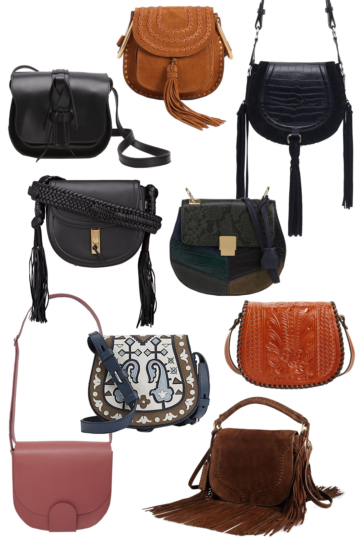 "<p>All Hands Lazo Saddle, $489; <a href=""http://allhandsny.com/shop/lazo-saddle"" target=""_blank""><u>allhandsny.com</u></a></p><p>Chloe Mini Hudson Crossbody Bag, $1,890; <a href=""http://shop.nordstrom.com/s/chloemini-hudson-crossbody-bag/4135666?origin=keywordsearch-personalizedsort&contextualcategoryid=2375500&fashionColor=&resultback=679"" target=""_blank""><u>nordstrom.com</u></a></p><p>Zara Leather Messenger Bag with Fringes, $100; <a href=""http://www.zara.com/us/en/woman/bags/view-all/leather-messenger-bag-with-fringes-c734144p2898586.html"" target=""_blank""><u>zara.com</u></a></p><p>Altuzarra Ghianda Bullrope Small Saddle Bag, $,2995; <a href=""http://www.barneys.com/altuzarra-ghianda-bullrope-small-saddle-bag-504052429.html#prefn1=brand&pagetype=designer&prefv1=Altuzarra&start=0"" target=""_blank""><u>barneys.com</u></a></p><p>Aldo Rodriguez, $50; <a href=""http://www.aldoshoes.com/us/en_US/handbags/crossbody-%26-messenger-bags/c/344/RODRIGUEZ/p/44209164-4#"" target=""_blank""><u>aldoshoes.com</u></a></p><p>Patricia Nash Salerno Tooled Leather Crossbody Bag, $159; <a href=""http://shop.nordstrom.com/s/patricia-nash-salerno-tooled-leather-crossbody-bag/4159451?origin=keywordsearch-personalizedsort&contextualcategoryid=2375500&fashionColor=&resultback=2159"" target=""_blank""><u>nordstrom.com</u></a></p><p>Tory Burch Patchwork Mini Saddlebag, $695; <a href=""http://www.toryburch.com/patchwork-mini-saddlebag/32159870.html"" target=""_blank""><u>toryburch.com</u></a></p><p>Cos Leather Saddle Bag, $190; <a href=""http://www.cosstores.com/us/Women/Bags_Purses/Leather_saddle_bag/10672447-18579372.1#c-15133331"" target=""_blank""><u>cosstores.com</u></a></p><p>Ralph Lauren Fringed Suede Saddle Bag, $628; <a href=""http://www.ralphlauren.com/product/index.jsp?productId=64824746&origkw=saddle+bag&sr=1&kw=saddle+bag&parentPage=search"" target=""_blank""><u>ralphlauren.com</u></a></p>"