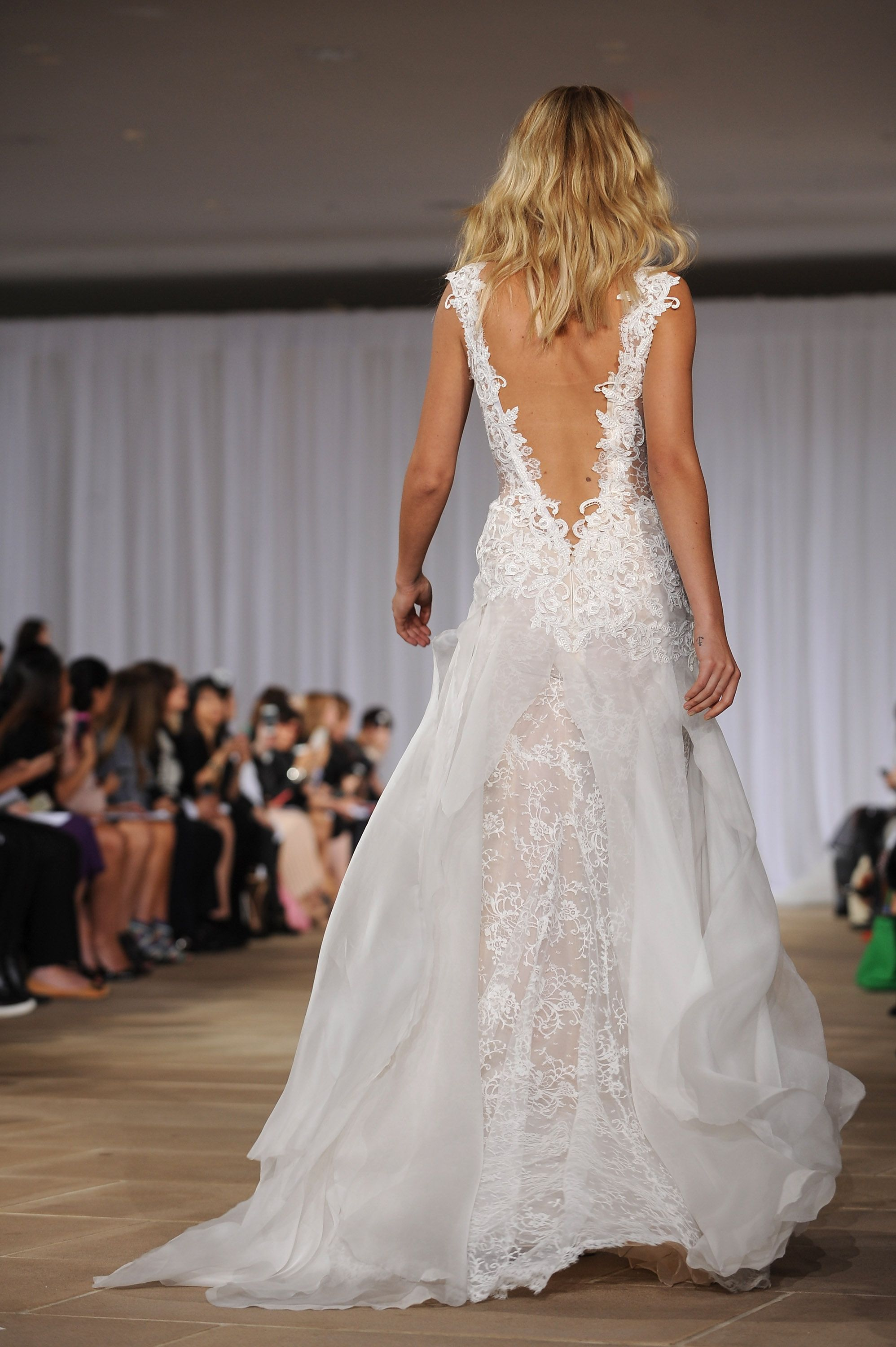 Pretty Back Details on Wedding Dresses-Winter Wedding Dresses With ...