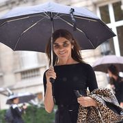 Umbrella, Sleeve, Photograph, Outerwear, Bag, Style, Dress, Street fashion, Fashion accessory, Fashion,