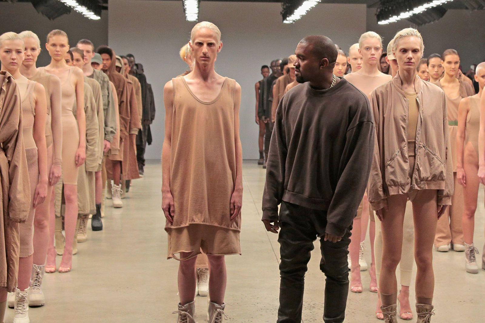 Praise Yeezus: Kanye West's Yeezy Season