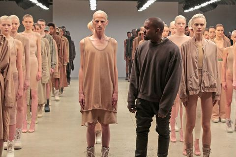 3355637da Praise Yeezus  Kanye West s Yeezy Season 1 Collection Sells Out at ...