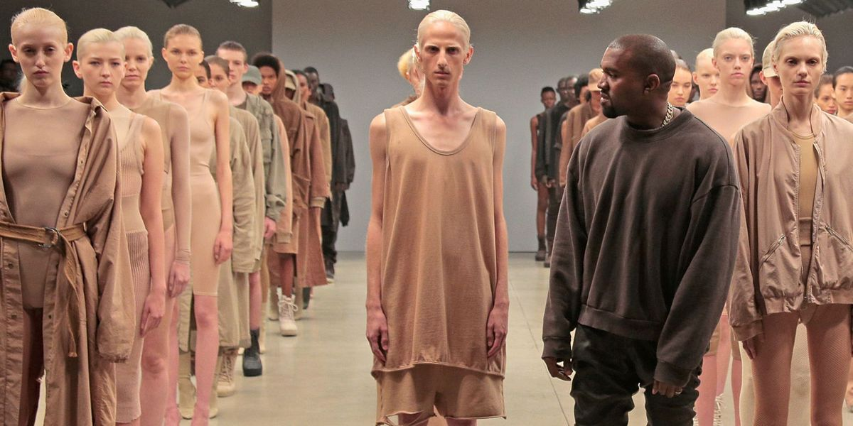 9b27bb9ff95 Praise Yeezus  Kanye West s Yeezy Season 1 Collection Sells Out at Retail